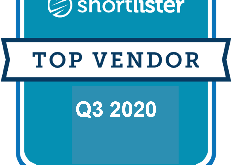 Applied Health Analytics Named One of Shortlister's 2020 Top Health Risk Assessment and Wellness Company Vendors for Third Quarter in a Row