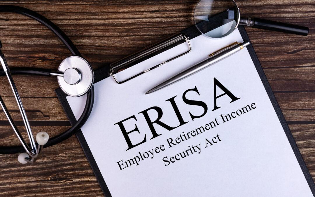 ERISA 101