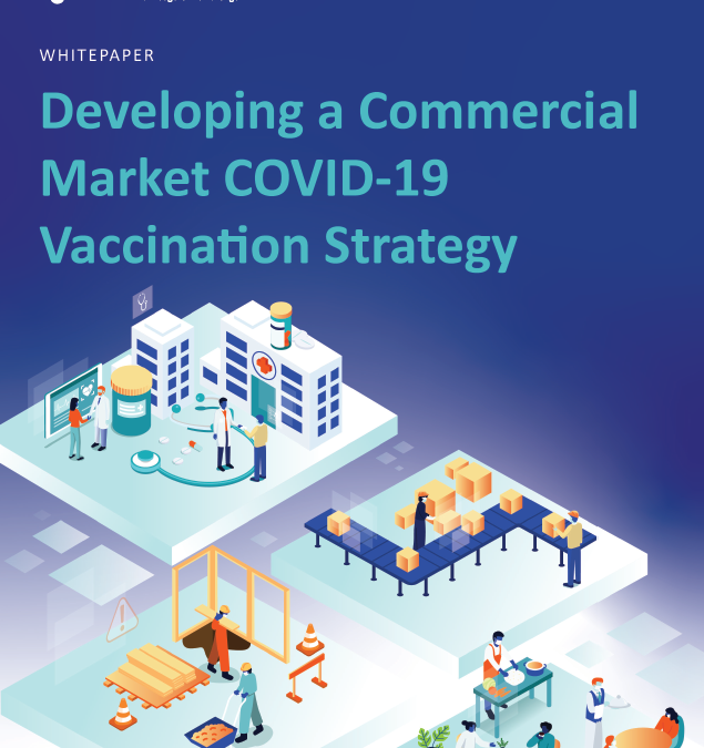 Developing a Commercial Market COVID-19 Vaccination Strategy
